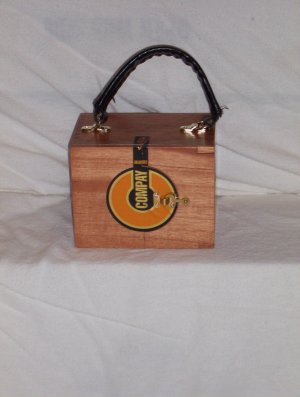 Company Cigar Box Purse