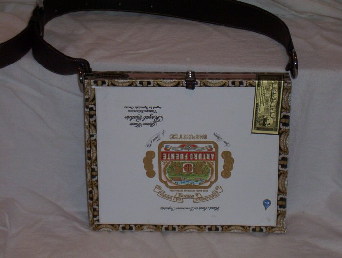 Arturo Fuenta Cigar Box Purse