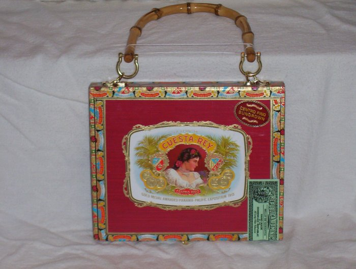 Cuesta Rey Cigar Box Purse