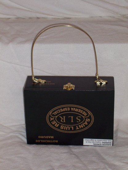 Saint Louis Rey Cigar Box Purse