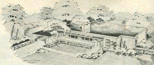 MidCentury Modern 200 Home House Plans Book Atomic Eichler 1954
