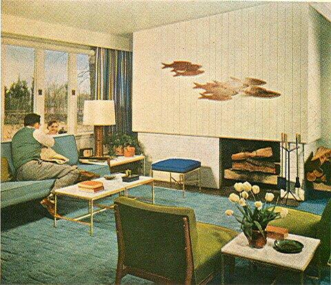 vintage mid century modern design book 400pp decorating eichler eames