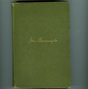 The Light of Day Naturalist John Burroughs 1900 Antique Book