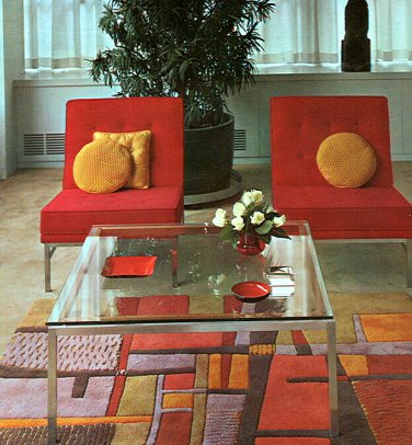 1965 Mid-Century Modern Decorating from A to Z MAD MEN