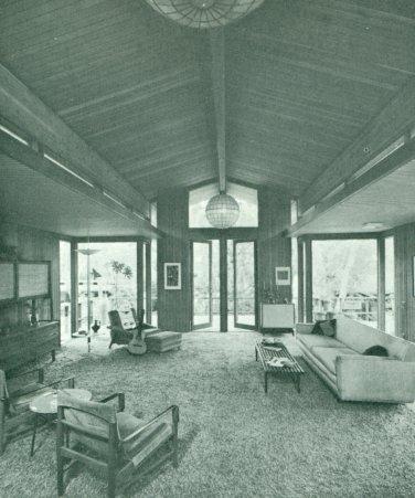 REMODELING Book Mid Century Modern Atomic Design 1969