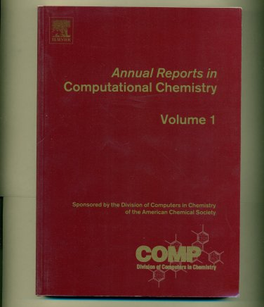Annual Reports in Computational Chemistry Volume 1 Spellmeyer