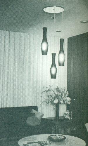 LIGHTING Book Mid Century Modern Atomic Design 1963
