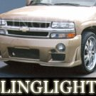 2000-2006 Chevrolet Suburban Erebuni Body Kit Bumper Fog Lamps