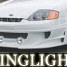 2003-2006 HYUNDAI TIBURON EREBUNI BODY KIT FOG LIGHTS DRIVING LAMPS LIGHT LAMP 2004 2005