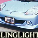 2000-2007 Toyota MR2 Spyder Erebuni Body Kit Bumper Fog Lamps Driving Lights Foglamps Foglights
