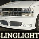 1995-2007 CHEVROLET ASTRO EREBUNI BODY KIT FOG LIGHTS LAMPS 2000 2001 2002 2003 2004 2005 2006