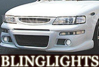 1995 1996 1997 1998 1999 Nissan Maxima Erebuni Body Kit Foglamps Bumper Driving Fog Lamps Lights