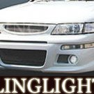 1995 1996 1997 1998 1999 Nissan Maxima Erebuni Body Kit Foglamps Bumper Driving Fog Lamps Lights
