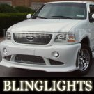FORD SARONA BODY KIT Bumper Foglamps Drivinglights Halos 1997 1998 1999 2000 2001 2002 2003 F-150