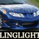 2003-2007 PONTIAC SUNFIRE BOMEX BODY KIT FOG LIGHTS LAMPS 2004 2005 2006