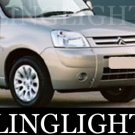 2001-2006 CITROEN BERLINGO MULTISPACE FOG LIGHTS Forte xtr 2002 2003 2004 2005