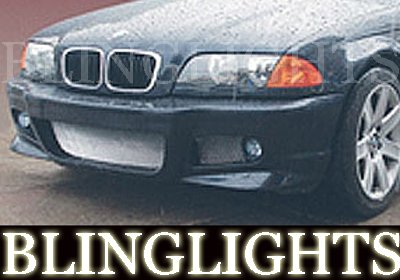 1999 2000 2001 2002 2003 BMW 3-Series E46 Erebuni Body Xenon Fog Lamp Driving Lights Foglamps Kit