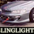 1994 1995 1996 1997 Honda Accord AAS Body Kit Fog Lamps Driving Lights Bumper Foglamps Foglights