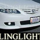 2003 2004 2005 2006 2007 2008 Mazda6 Erebuni Body Kit Foglamps Drivinglights
