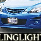 2004-2009 Mazda3 BK 1 Erebuni Body Kit Fog Lamps Driving Lights