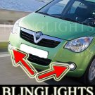 Vauxhall Opel Agila B Xenon Fog Lamps Driving Light Kit Foglights Foglamps Drivinglights