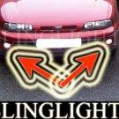1995-2001 FIAT BRAVO FOG LIGHTS 3dr hatchback brava 1996 1997 1998 1999 2000