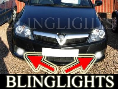 1994-2000 VAUXHALL TIGRA BUMPER FOG LIGHTS lamps 1995 1996 1997 1998 1999