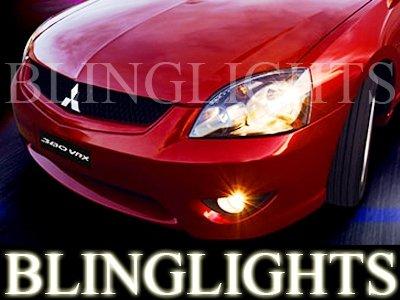 2005-2009 MITSUBISHI 380 FOG LIGHTS LAMPS es sx vrx gt 2006 2007 2008