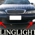 1991-1998 FORD FAIRLANE GHIA FOG LIGHTS driving lamps 1992 1993 1994 1995 1996 1997