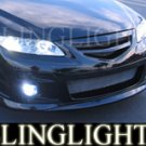 2005 2006 2007 MAZDA MAZDASPEED6 FOG LIGHTS DRIVING LAMPS LAMP LIGHT KIT mazdaspeed 6 atenza mps