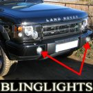 2003 2004 Land Rover Discovery 2 Fog Lamp Driving Light Kit Series II Foglamps LR2 Drivinglights