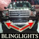 Suzuki Equator Xenon Fog Lamps Driving Lights Kit