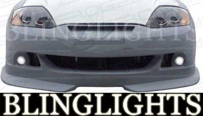 Hyundai Tiburon Aerogear Body Kit Fog Lights Drivinglamps 2003 2004 2005 2006