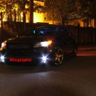 MITSUBISHI 3000GT LED FOG LIGHTS PAIR 3000 gt vr4 vr-4