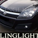 2004-2009 Holden Astra AH Fog Lamp Driving Light Kit Halo Foglamps Angel Eye Drivinglights