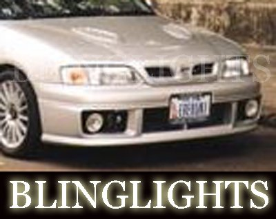 1999-2007 INFINITI G20 EREBUNI BODY KIT FOG LIGHTS LAMPS 2000 2001 2002 2003 2004 2005 2006