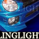 Subaru Impreza Versus Motorsport Body Kit Fog Lamp Driving Lights Bumper