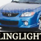 2001-2003 MAZDA PROTÉGÉ WINGS WEST BODY KIT FOG LIGHTS LAMP 2002