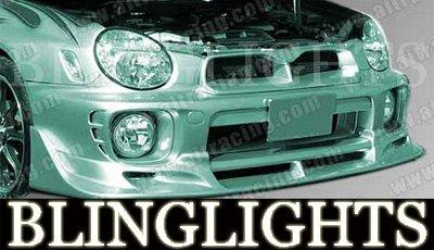 Subaru Impreza AIT Racing Body Kit Fog Lamp Driving Light Bumper