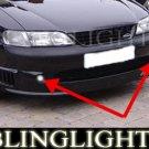 95-02 Vauxhall Vectra B Xenon Fog Lamps Driving Lights Kit