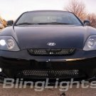 2005 2006 HYUNDAI TIBURON XENON FOG LIGHTS DRIVING LAMPS LIGHT LAMP KIT 1.6S 2.0SE V6 S SE