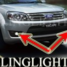 2008 2009 2010 Ford Escape ZD Foglamps Drivinglights Kit
