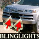 2002 2003 2004 Isuzu Axiom Xenon Fog Lamps Driving Lights Foglamps Foglights Drivinglights Kit