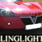 2001 2002 2003 2004 2005 2006 Opel Speedster Xenon Fog Lamps Driving Lights Foglamps Foglights Kit