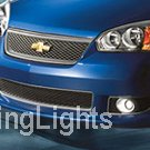 2004 2005 2006 2007 Chevrolet Chevy Malibu Xenon Fog Lamps Driving Lights Foglamps Foglights Kit