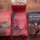 The Lord of The Rings Book Set 2nd Edition 3 Volume JRR Tolkien 1965
