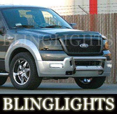 2005-2008 Ford F150 Xenon Body Kit Fog Lamps F-150 Lights