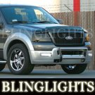 2005-2008 FORD F-150 F150 XENON BODY KIT BUMPER FOG LIGHTS DRIVING LAMPS LIGHT LAMP 2006 2007
