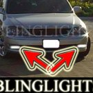 2000 2001 2002 2003 2004 Toyota Avalon Xenon Fog Lamps Driving Lights Foglamps Kit