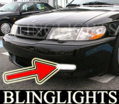 2002-2005 SAAB 9-5 AERO XENON FOG LIGHTS DRIVING LAMPS LIGHT LAMP KIT 2003 2004